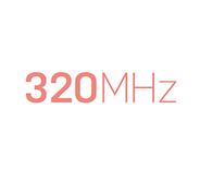 320 MHz