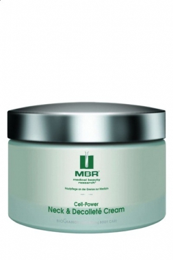 MBR Cell-Power Neck & Decollete Cream – Крем для шеи и декольте