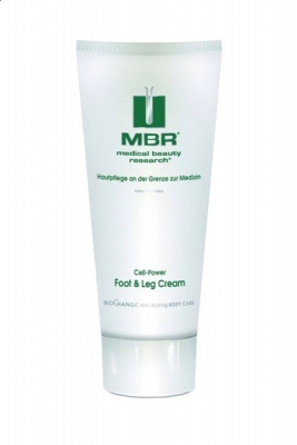MBR Cell-Power Foot & Leg Cream – Крем для ног