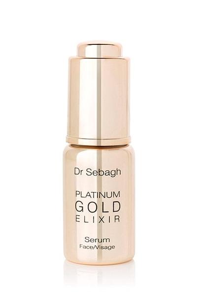 Dr Sebagh Platinum Gold Elixir – Антивозрастная сыворотка «Эликсир из платины и золота»