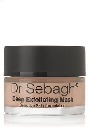 Dr Sebagh Deep Exfoliating Mask Sensitive Skin – Маска глубокой эксфолиации для чувствительной кожи