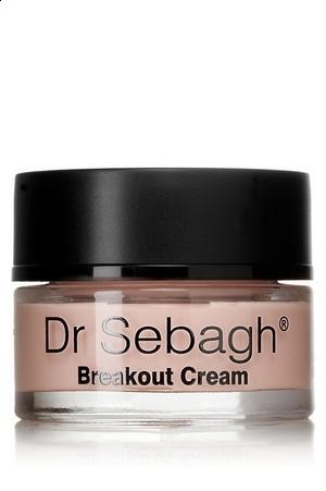 Dr Sebagh Breakout Cream & Antibacterial Powder – Антибактериальный порошок + крем анти-акне