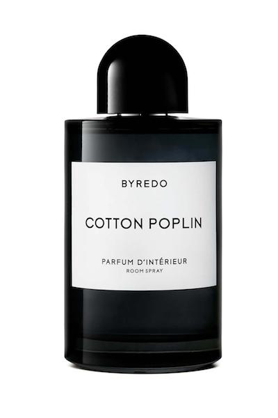 Byredo Cotton Poplin Roomspray