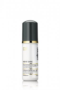 Cellcosmet Cellmen Wash N'Shave – Пенка для очищения кожи и бритья