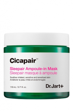 Dr. Jart+ Cicapair Sleepair Ampoule-In Mask Ночная восстанавливающая маска для лица
