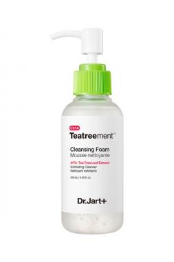 Dr. Jart+ Ctrl-A Teatreement Cleansing Foam Очищающая пенка c экстрактом чайного дерева для проблемной кожи лица