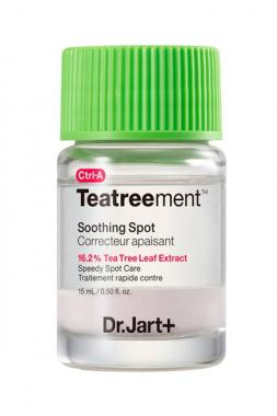 Dr. Jart+ Ctrl-A Teatreement Soothing Spot Экстренная помощь-корректор с экстрактом чайного дерева для проблемной кожи