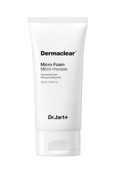 Dr. Jart+ Dermaclear Micro Foam – Пенка для умывания глубокого очищения