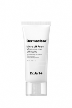 Dr. Jart+ Dermaclear Micro pH Foam Гель-пенка для умывания глубокого очищения pH 5.5