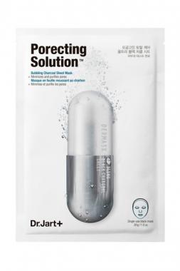 Dr. Jart+ Dermask Porecting Solution – Маска для интенсивного очищения и сужения пор
