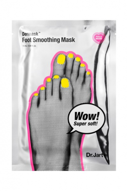 Dr. Jart+ Dermask Smoothing Foot Mask Cогревающая маска для ног