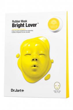 Dr. Jart+ Rubber Mask Bright Lover – Моделирующая альгинатная маска Мания сияния