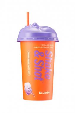 Dr. Jart+ Shaking Rubber Elastic Shot – Маска «Альгинатный коктейль» Лифтинг & Упругость