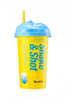 Dr. Jart+ Shaking Rubber Hydro Shot – Маска «Альгинатный коктейль» Увлажнение & Свежесть