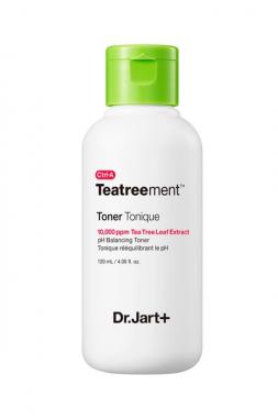 Dr. Jart+ Ctrl-A Teatreement Toner Тоник с экстрактом чайного дерева для проблемной кожи