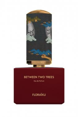 Floraiku Between Two Trees