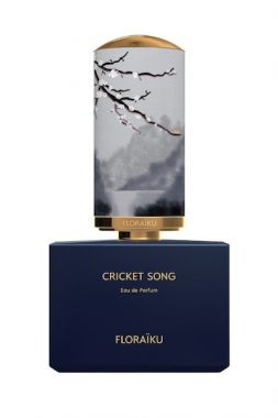 Floraiku Cricket Song