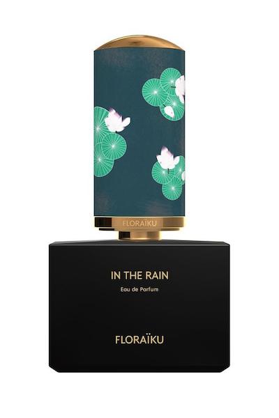 Floraiku In the Rain
