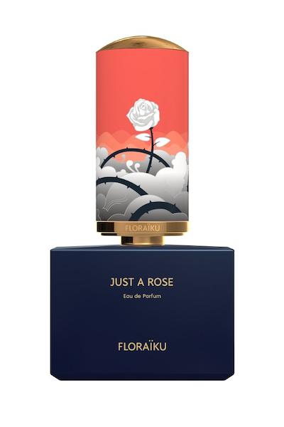 Floraiku Just a Rose