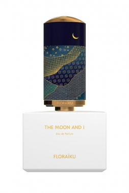 Floraiku The Moon and I
