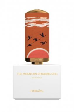 Floraiku The Mountain Standing Still