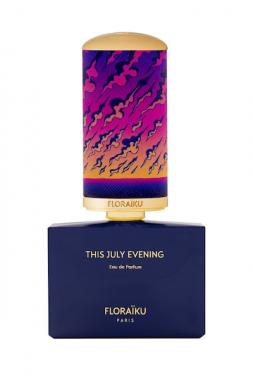 Floraiku This July Evening