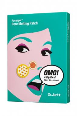 Dr. Jart+ Focuspot Pore Melting Patch – Патчи гиалуроновые и сыворотка для сужения пор