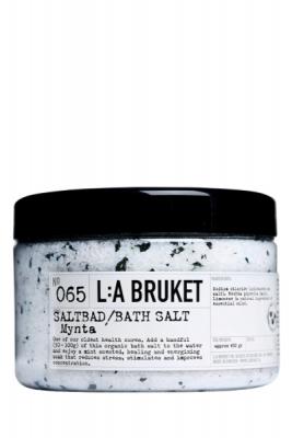 L:a Bruket 065 Соль для ванн Мята
