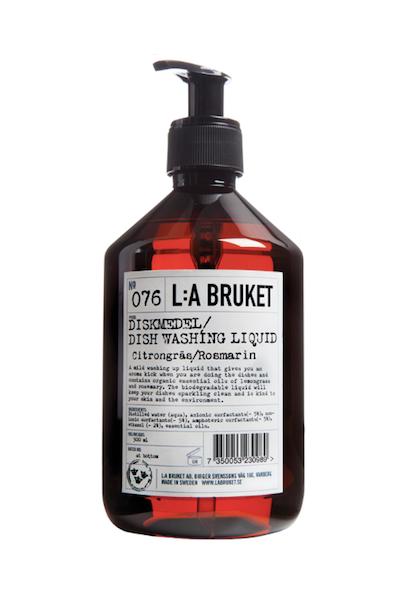L:a Bruket 076 Жидкость для мытья посуды Лемонграсс/Розмарин