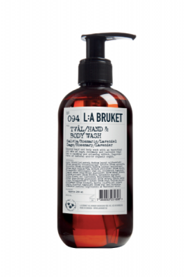 L:a Bruket 094 Жидкое мыло для тела и рук Шалфей/Розмарин/Лаванда