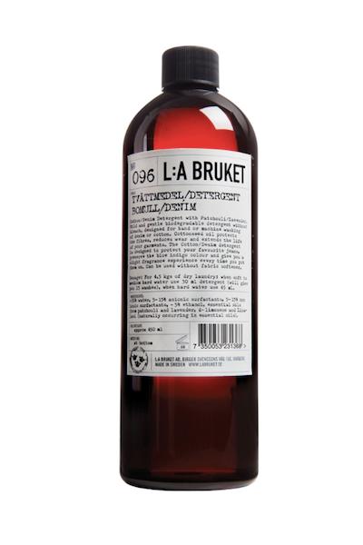 L:a Bruket 096 Жидкое средство для стирки хлопка Пачули/Лаванда