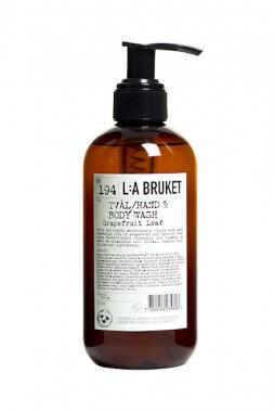L:a Bruket 194 Жидкое мыло для тела и рук Грейпфрут