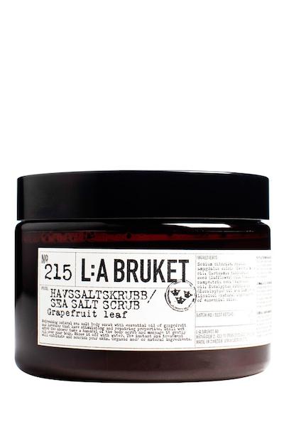 L:a Bruket 215 Скраб для тела Грейпфрут