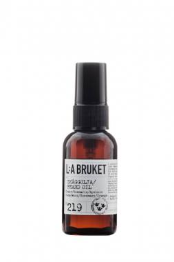 L:a Bruket 219 Масло для бороды Кедр/Розмарин/Апельсин
