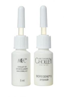 Cholley Suisse Bioregene «S» Ampoules Концентрат для лица