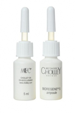 Methode Cholley Bioregene «S» Ampoules – Концентрат для лица