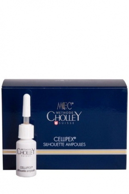 Cholley Suisse Cellipex Silhouette Ampoules Ампулы для силуэта