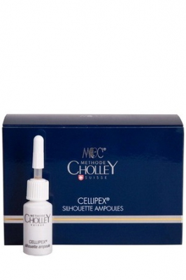Methode Cholley Cellipex Silhouette Ampoules – Ампулы для силуэта