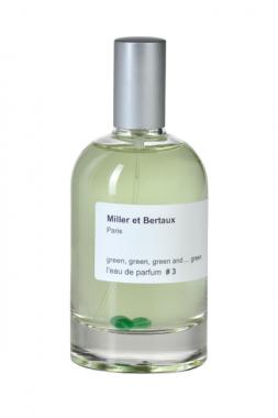 Miller et Bertaux Green, Green, Green and... Green #3