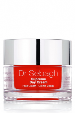 Dr Sebagh Supreme Day Cream – Восстанавливающий дневной крем глубокого действия